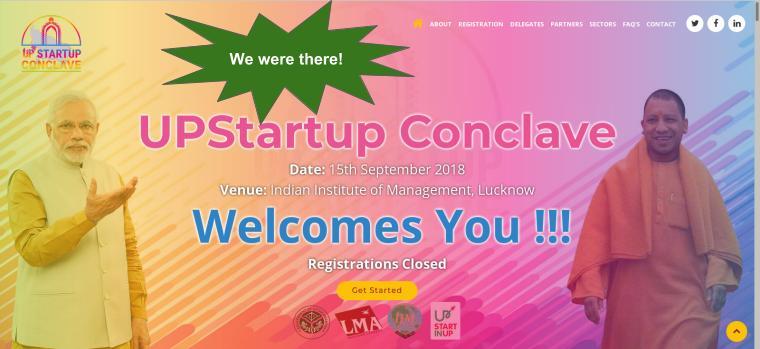 Uttar Pradesh Startup Conclave